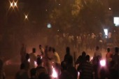 Deadly clashes in Egypt after police fire...