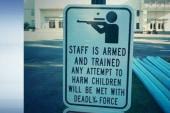 Should teachers carry guns?