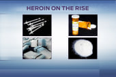 The changing face of heroin users
