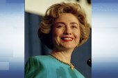 The evolution of Hillary Clinton's persona