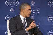 Obama: Iran deal gives no 'right' to enrich