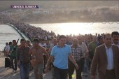 Syrian refugee crisis becoming regional...