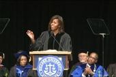 Michelle Obama's message for graduates