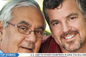 Barney Frank marries longtime partner