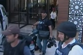 Journalists freed from hotel in Tripoli