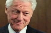 Clinton pranks celebrities in Funny or Die...