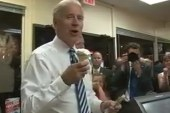 Joe Biden makes a detour into Dairy Queen