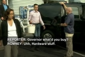 Mitt Romney picks up 'hardware stuff,'...