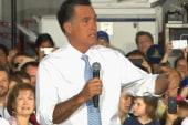 Romney tells tall tale of man not 'in sport'