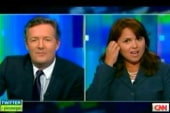 O'Donnell walks off Piers Morgan show