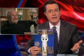 Colbert pays tribute to Maurice Sendak