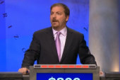 """Chuck Todd takes home win at """"Jeopardy!""""..."""