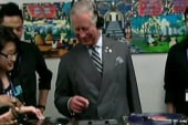 Prince Charles: The latest celeb to spin...