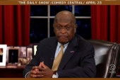 How Herman Cain would respond as POTUS if...