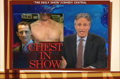 Stewart: Can't believe how ripped Weiner is