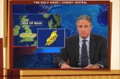 Jon Stewart: The Isle of Man has a better...