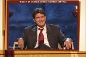 Charlie Sheen has big TV night with roast,...
