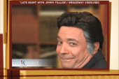 Jimmy Fallon is Mitt Romney – No he's not