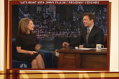 Bachmann teaches Fallon to say 'Minnesota'