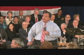 Chris Christie: I don't plant questions at...