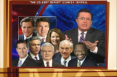 Yes, it's true...Colbert tops Huntsman in...