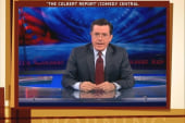Stephen Colbert for president?