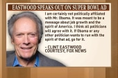 Clint Eastwood responds to Super Bowl ad