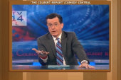 Stephen Colbert resumes show, honors...