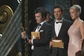 Silent film 'The Artist' wins big at...