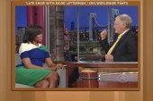 First Lady Obama jokes: I threaten to...