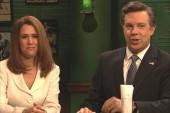 Cain, Perry, Bachmann: 'SNL' sorta gets...