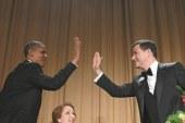 Obama jokes about eating dog, GSA at White...