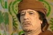 Gadhafi's family fled to Algeria