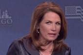 Bachmann in tight reelection race