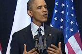 Obama receives positive response in Israel