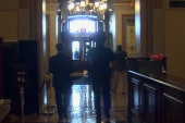 Sen: Capitol 'rather quiet' after shooting