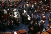 Senate shifts focus to $1.1T spending bill