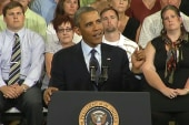 Obama outlines plan to boost the middle class