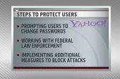 Yahoo reports breach of e-mail accounts