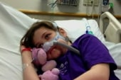Ten-year-old receives permission for lung...