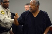 OJ Simpson granted leniency on sentence