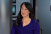 Mom of 'distressed' baby on AOL CEO