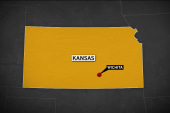 Man arrested in Kansas airport bomb plot