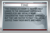 Magazine reports a boom in Latino Protestants
