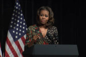 First Lady launches education initiative