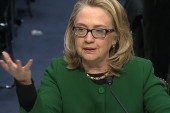 How much are Benghazi hearings aimed at...