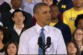 Obama attacks minimum wage hike opponents