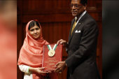 Malala snubbed for Nobel Peace Prize