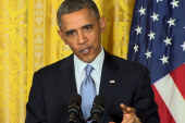 Obama handles controversy-filled week