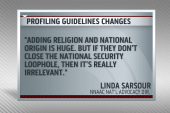 Feds consider new racial profiling rules